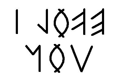 Can Anybody Please Tell Me How To Write I Love You In