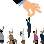 Stop à la discrimination à l'embauche !