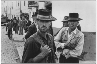 Portugal. Alentejo. Estremoz. 1955. Market day.