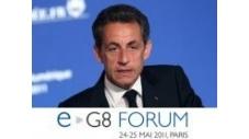 En ouverture du Forum qui se déroule les 24 et 25 mai à Paris, le président a alterné les propos de séduction et de fermeté en direction de l'éco-système Internet.