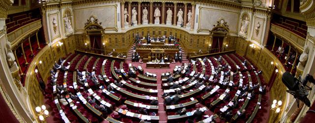 Le Sénat (JOEL SAGET / AFP)
