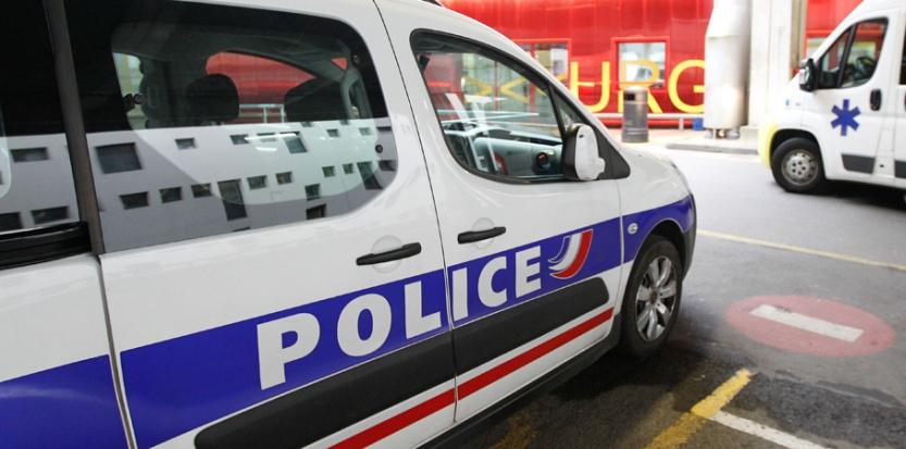 (Illustration : véhicule de police à Nantes) (20 MINUTES/SIPA)