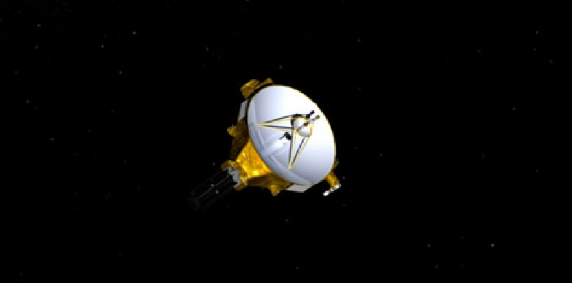 "New horizons, la sonde de la Nasa, est arrivée en ""périphérie"" de Pluton. © NASA/Johns Hopkins University Applied Physics Laboratory/Southwest Research Institute"