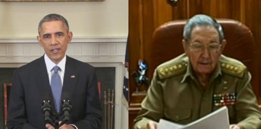 50 ans après, Cuba et les Etats-Unis enterrent la hache de guerre