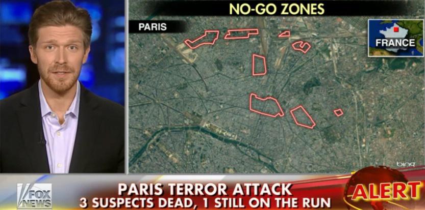 """Nolan Peterson, """"l'expert"""" de Fox News. (Capture d'écran)"""