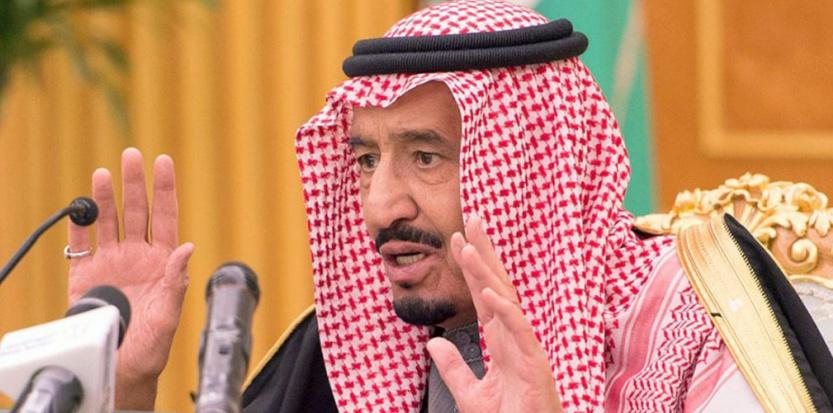Salmane Ben Abdel Aziz devient roi d'Arabie saoudite. (HO/SPA/AFP)