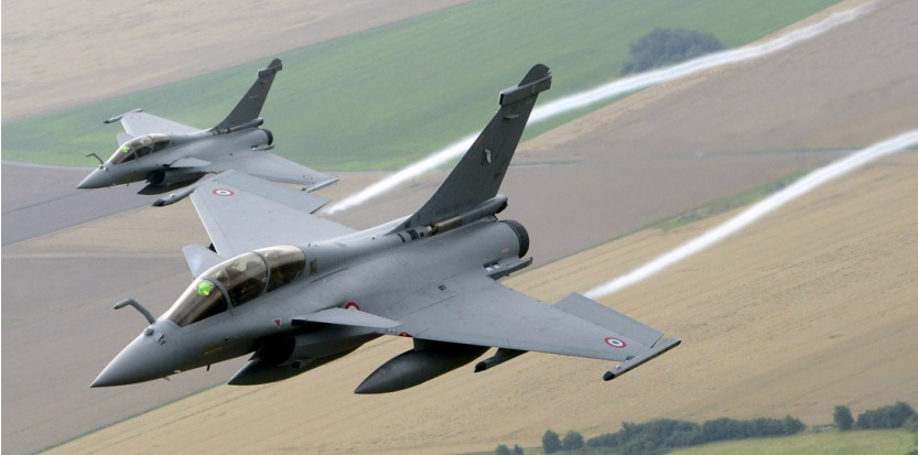 Rafale de Dassault FRANCK PENNANT / AFP