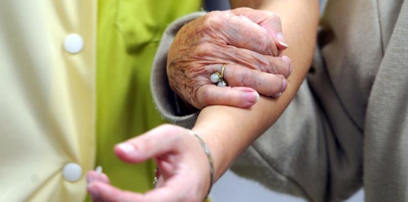 Les maladies d'Alzheimer et de Parkinson sont liées, toutes deux, à l'accumulation dans le cerveau de certaines protéines mal conformées.  © JEAN-FRANCOIS MONIER / AFP