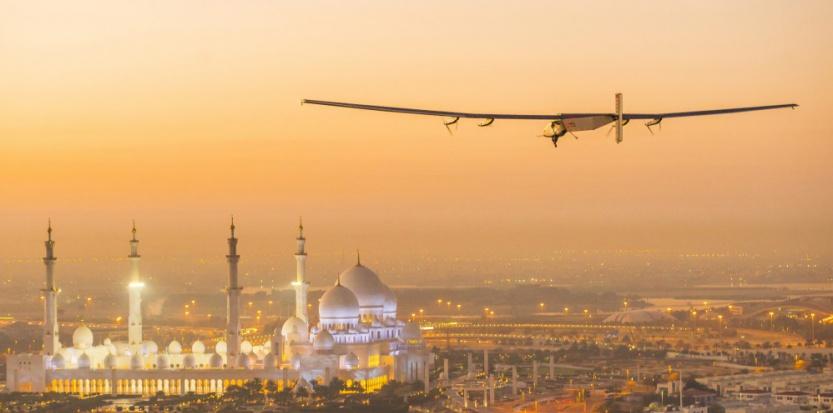 L'avion Solar Impulse 2. (Solar Impulse / AFP)