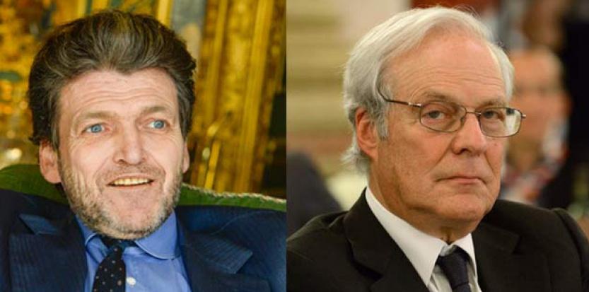 L'enjeu de la bataille entre les Rothschild: leur patronyme Sipa - Réa