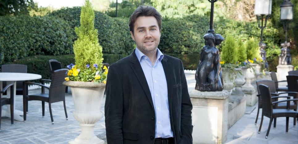 Frédéric Mazzella Blablacar (c) Réa