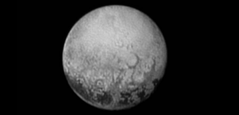 Pluton, le 11 juillet 2015. ©NASA/JHUAPL/SWRI