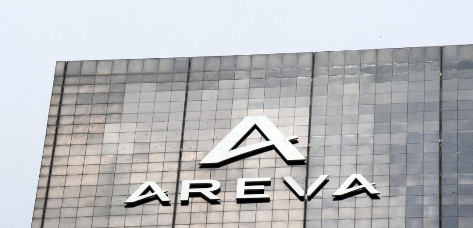 Le groupe nucléaire Areva pourrait faire entrer des partenaires chinois à son capital (c) AFP