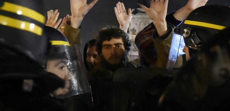 Les violences mettent-elles en péril Nuit Debout ?