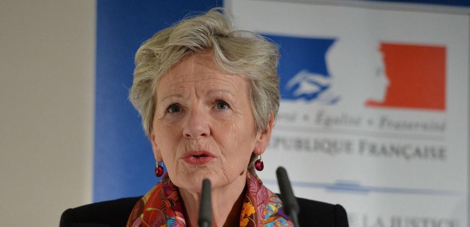 Eliane Houlette a dressé un bilan du parquet national financier devant les sénateurs. Sipa