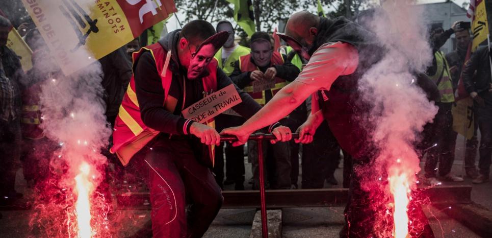 SNCF : SUD-rail fait capoter l'accord et reconduit la grève