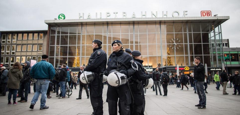 Nouvel an en Allemagne : la majorité des 2.000 agresseurs ne seront pas identifiés