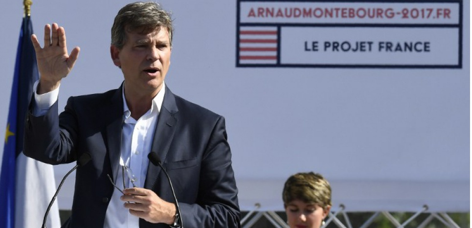 """PME """"made in France"""", impôts, démocratie... Les 10 propositions chocs de Montebourg"""