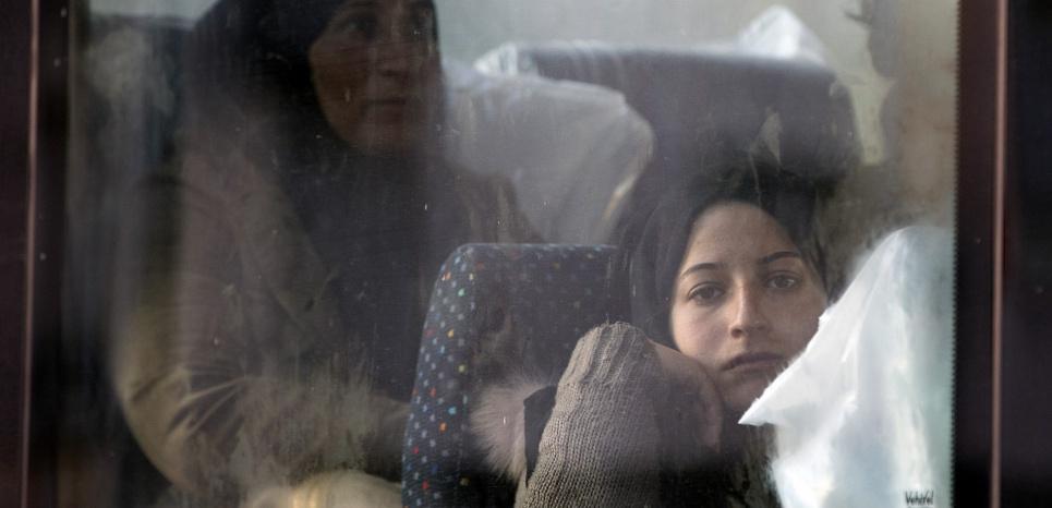 Récit : un chauffeur de car refuse de reconduire des migrants en Italie