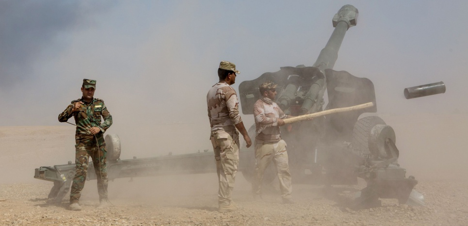 Bataille de Mossoul : qui participe à la reconquête ?