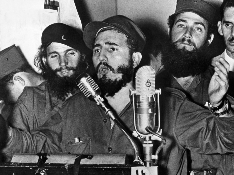PHOTOS. Fidel Castro