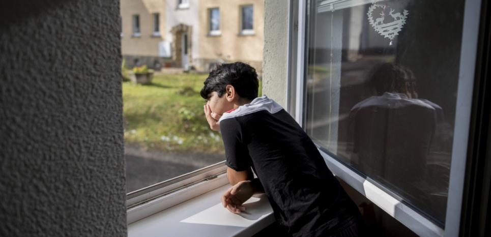 """Réfugiés : les fantômes de Clausnitz, la """"honte"""" de l'Allemagne"""