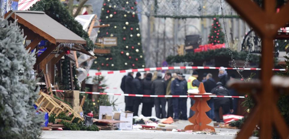 Attentat à Berlin : le ressortissant pakistanais, un temps suspecté, remis en liberté