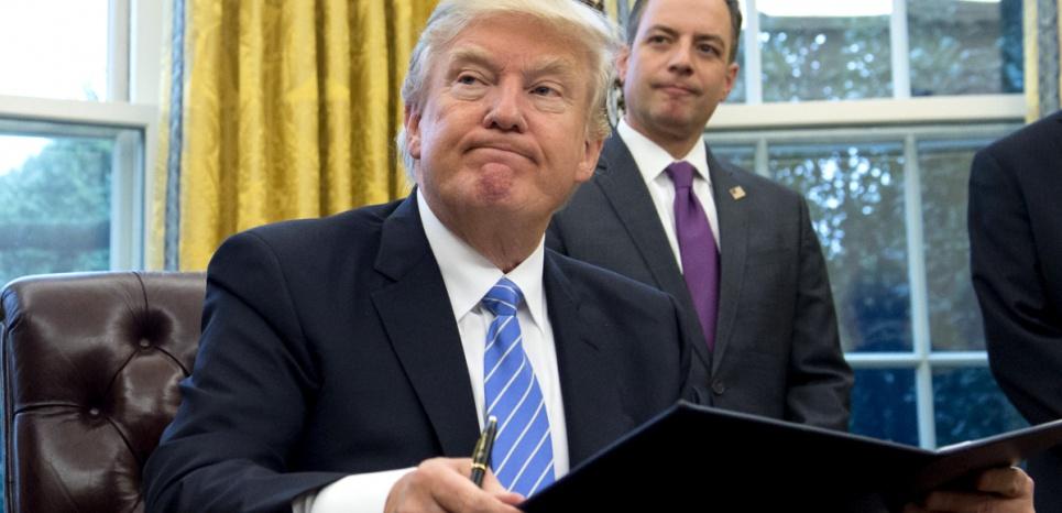 """Donald Trump nous emmène vers le """"choc des civilisations"""""""