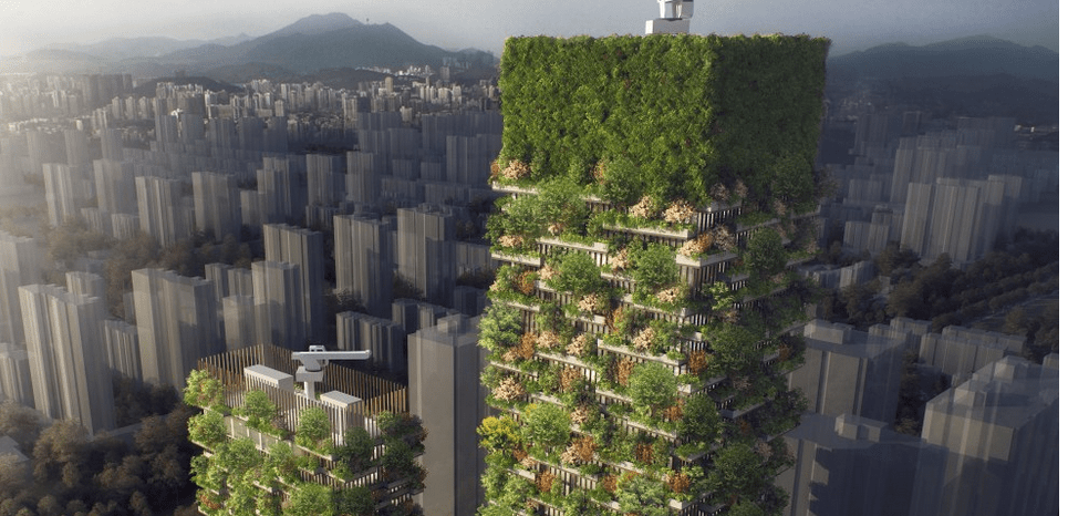 Vertical Forest DR