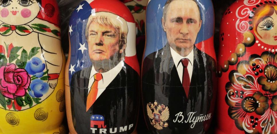 """Scandale du """"Kremlingate"""" : et si Trump était vraiment la marionnette de Poutine ?"""