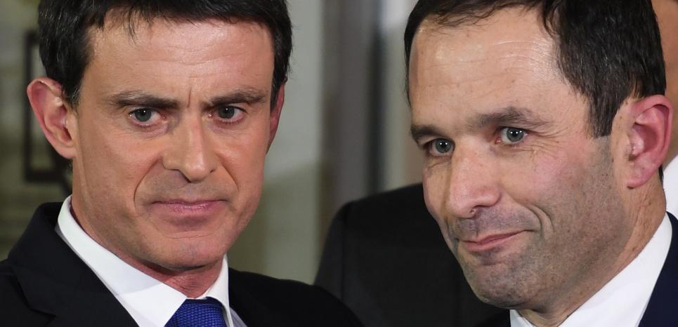 """""""Sectarisme"""" contre """"trahison"""" : Valls et Hamon consomment leur divorce"""