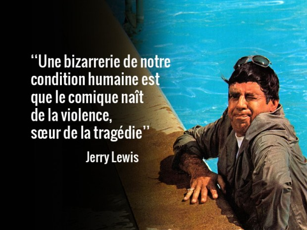PHOTOS. L'humour selon Jerry Lewis en 10 citations