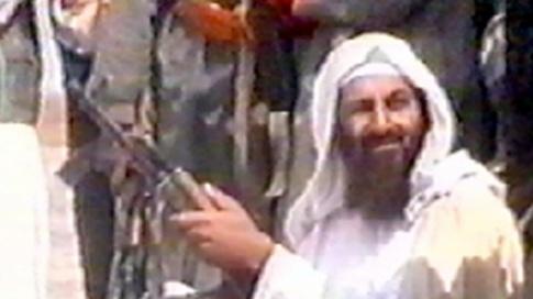 Oussama Ben Laden (AFP)