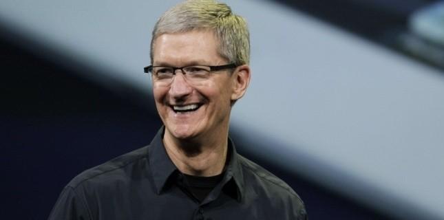 Tim Cook, le patron d'Apple. (c)SIPA