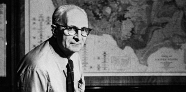 Claude Lévi-Strauss (1908-2009), père tutélaire du structuralisme, était à la fois philosophe et ethnologue. (Sipa)