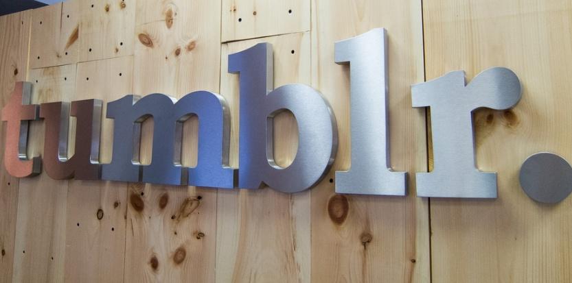 La plateforme de blogs Tumblr arrive en tête des réseaux sociaux les plus appréciés chez les 13-25 ans (Scott Beale / Laughing Squid / CC).