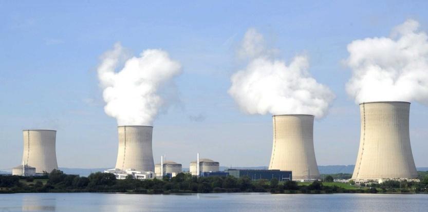 Centrale nucléaire (SPIEGL/PHOTOWEB/SIPA)