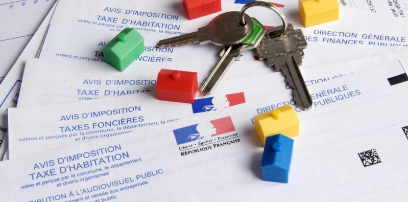 Taxe d'habitation (SIPA)