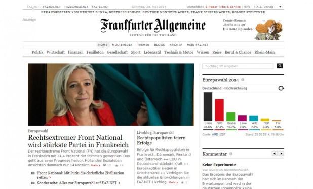 7353433 Européennes : le triomphe du FN, un choc pour la classe politique selon Valls