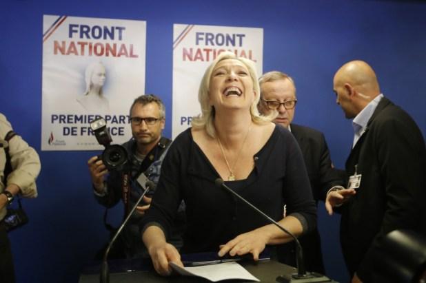 7353818 Européennes : le triomphe du FN, un choc pour la classe politique selon Valls
