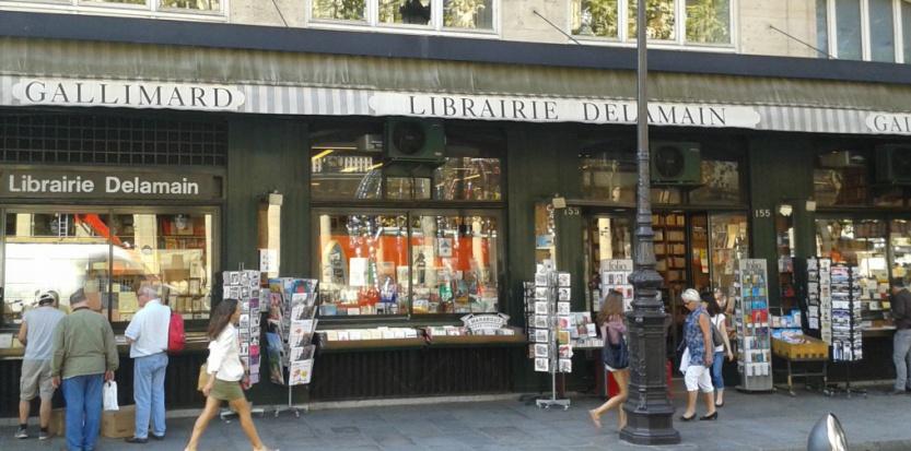 NON A LA FERMETURE DE LA LIBRAIRIE DELAMAIN! (signez la pétition) (2/3)