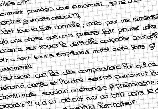 Orthographe : petit voyage (pas désespéré) dans les copies