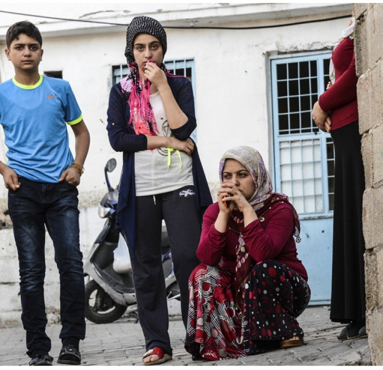 """Syrie : """"Les Turcs s'entendent avec les djihadistes et s'attaquent aux Kurdes"""""""