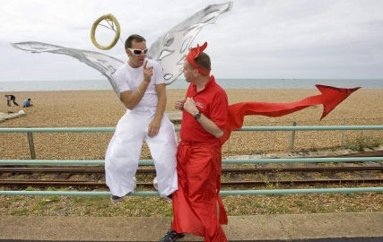 Ange et démon James Boardman / Rex Fe/REX/SIPA