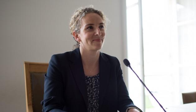 Delphine Batho à l'Assemblée nationale le 4 juillet 2013 à Paris (REVELLI-BEAUMONT/SIPA)