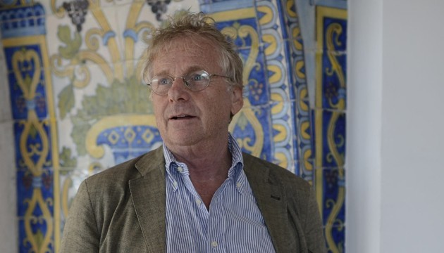 Daniel Cohn-Bendit à Lisbonne, le 21/06/13 (JEROME MARS/JDD/SIPA)
