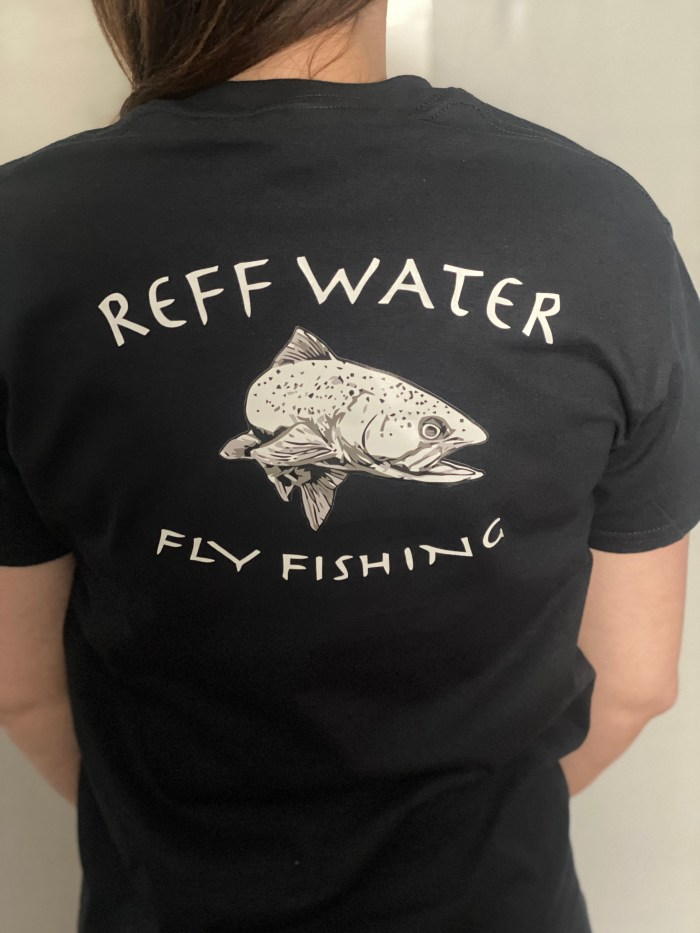 Reff Water Shirt Black (Small)