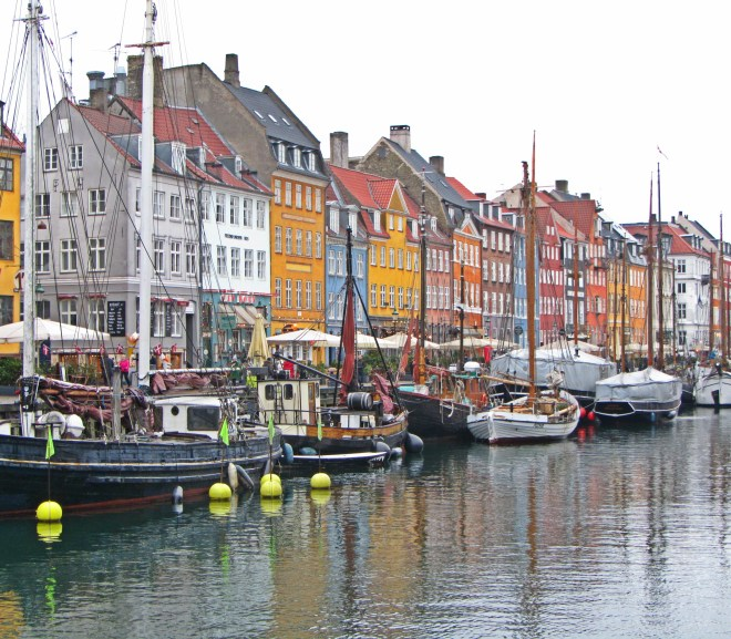 Trying to turn dreams into reality – the Copenhagen adventure