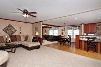 Mobile home living room designs