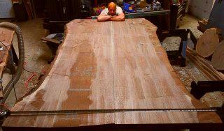 Craftsmanship In High Value Natural Live Edge Furniture